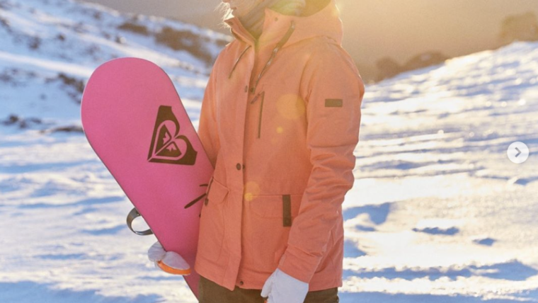Interview With Aimee Fuller, Olympic Snowboarder and Our Retreat Trainer