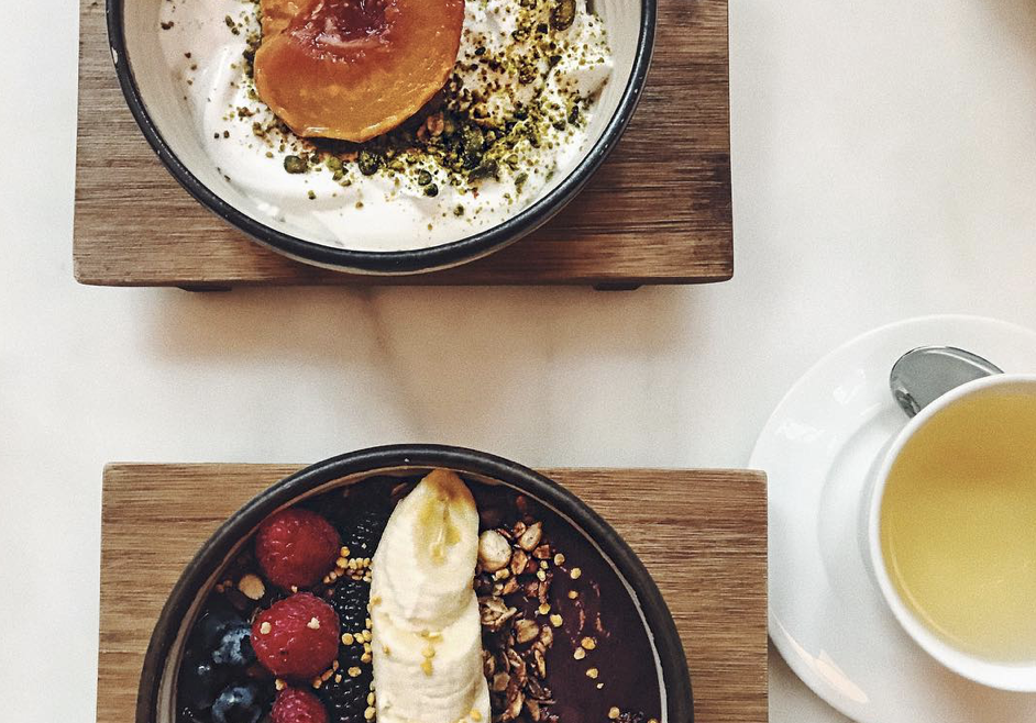 Our Favourite Healthy Spots In London To Eat